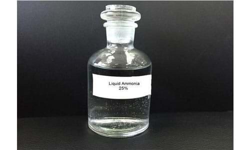 آمونیاک (مونو نیتروژن تری هیروژن) NH3