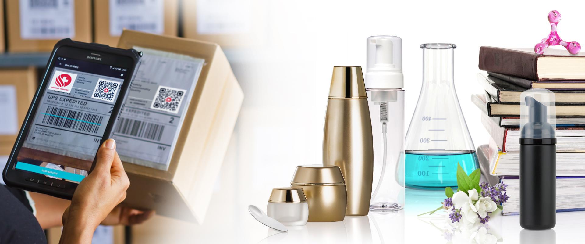 مواد شیمیایی در لوازم آرایشی
