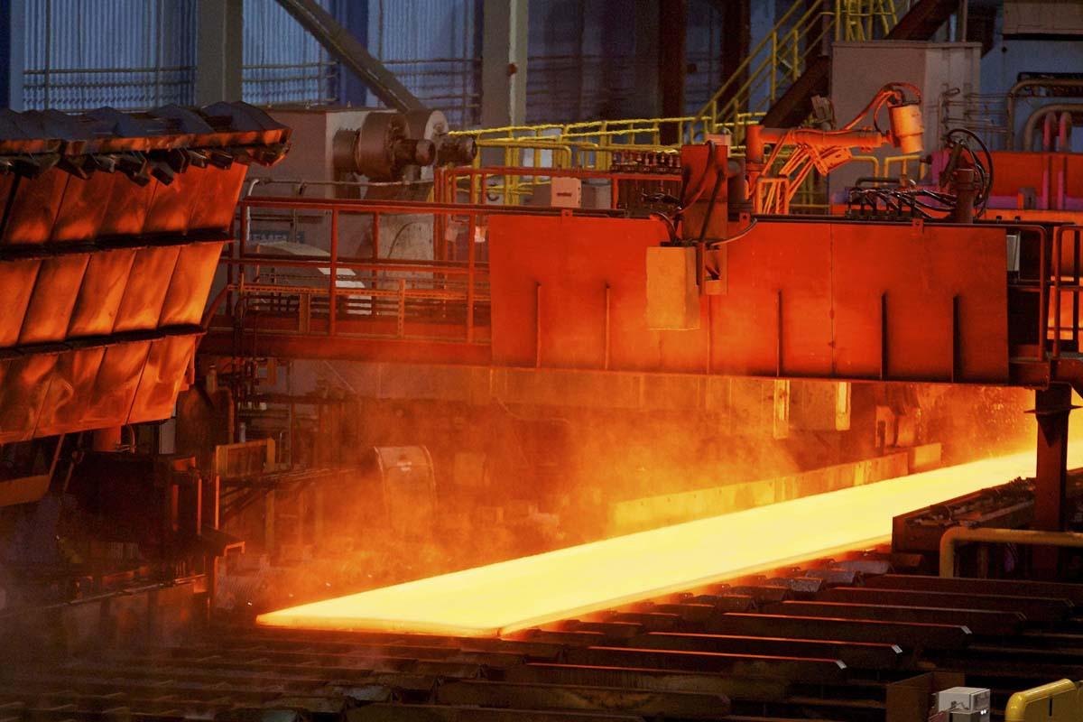 مواد شیمیایی مرک در فولاد